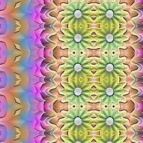 Embossed Tiles
