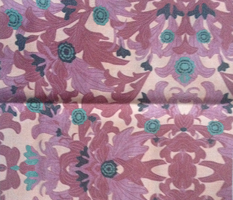 victorian wallpapers antique purple