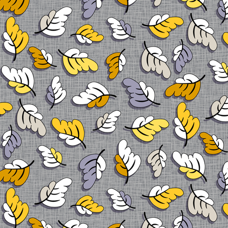Walden fabric by pennycandy on Spoonflower - custom fabric