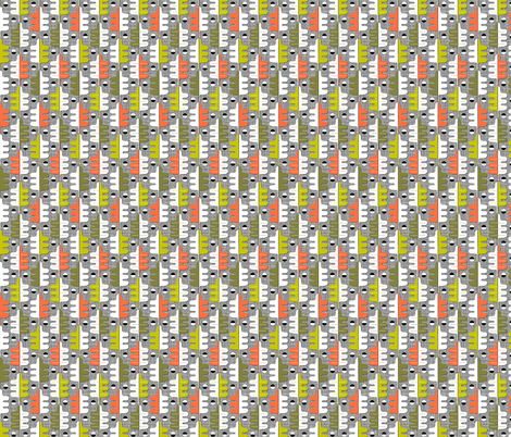 Oakhurst (Gray) fabric by pennycandy on Spoonflower - custom fabric