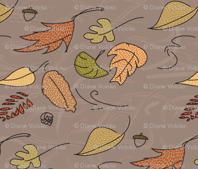 Breezy Leaves