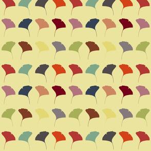 Autumn Ginkgo Small