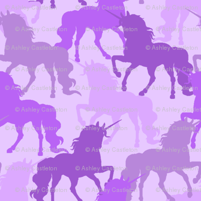 kawaii unicorns