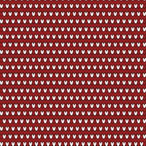 RIB red/white