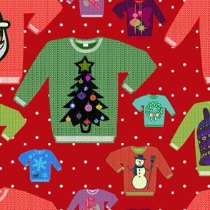 u-g-l-y sweater