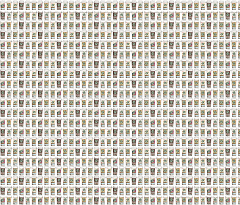 Coffee Addicts Anon. fabric by kathrynrose on Spoonflower - custom fabric