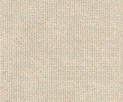 cream colored knit
