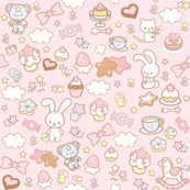 Kawaii Pastel Candy and Toys Harajuku Fairy Kei