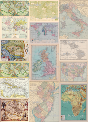 Glorious Maps-ed