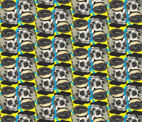 Chocolate Sprinkle Skulls