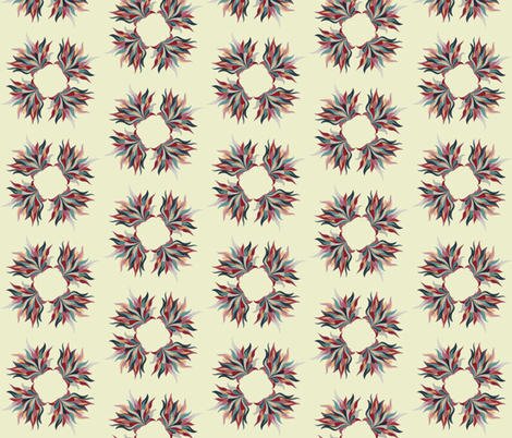 Wreaths fabric by kerrylacy on Spoonflower - custom fabric