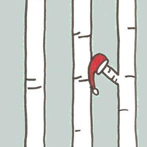 Christmas Birches