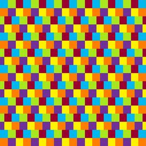 Colored Bricks