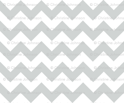 chevron gray / zekie