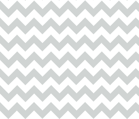 chevron gray / zekie fabric by paragonstudios on Spoonflower - custom fabric