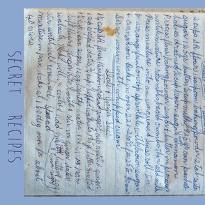 Grandma Farmer's Secret Recipes