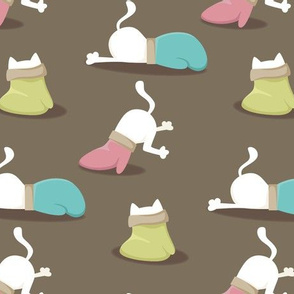 Mitten vs Kitten