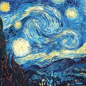 Starry Night 56-inch