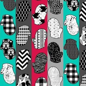 Monochromatic Mittens