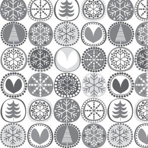 snowflake-grey