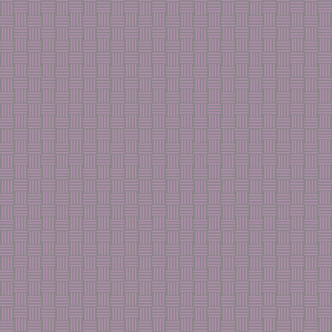 Interloper Lavender and Titanium fabric by retroactivelegacy on Spoonflower - custom fabric