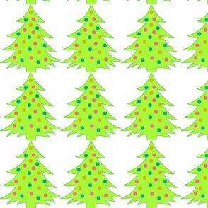 Merry & Bright Christmas Tree