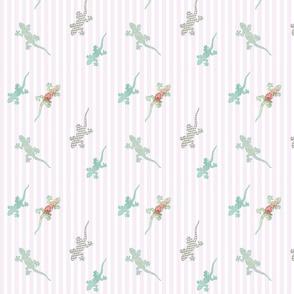 salamandra pink stripes