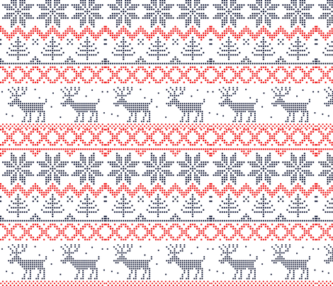 Ugly Sweater fabric by anastasiia-ku on Spoonflower - custom fabric