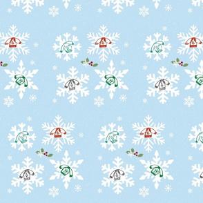 Snowflake Sweaters