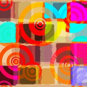 circle meets square