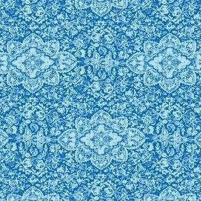 Persian Plate Blue