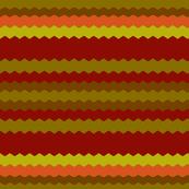 ZigZag Horizontal Stripe