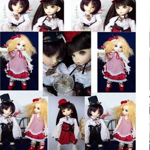 Holiday Dolls