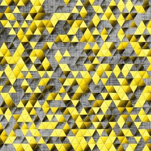 Golden and Gray Triangles