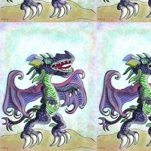 Dragon Reptileus