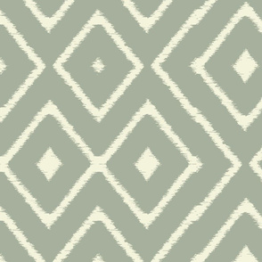 ikat_diamond_grey