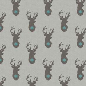 deer_silhouette