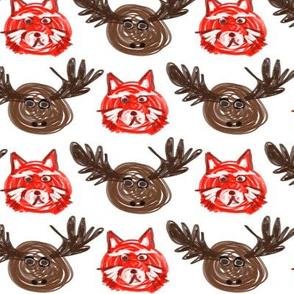 Fox & Moose