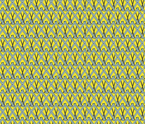 Ski-Retro-Style fabric by alysonbuell on Spoonflower - custom fabric