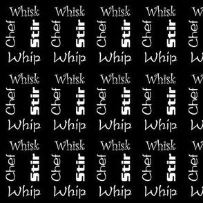 Kitchen Whimsy Typography