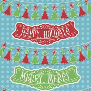 Happy Holidays, Merry Merry
