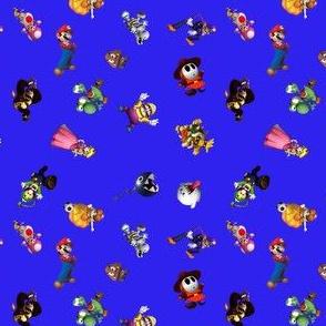 Mario_Character_Fabric