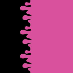 Pink Icing Border