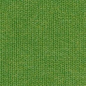pine green knit