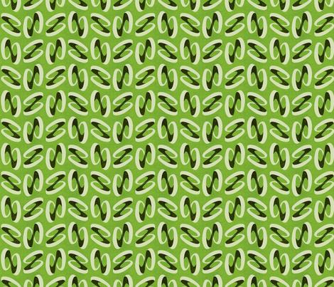dancing rings green
