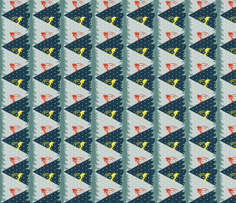 skii-05 fabric by nichoel on Spoonflower - custom fabric