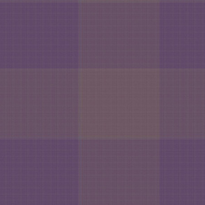 Plum Smoke Plaid