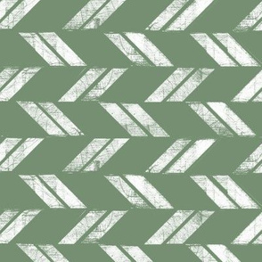 stripes directions in dark green