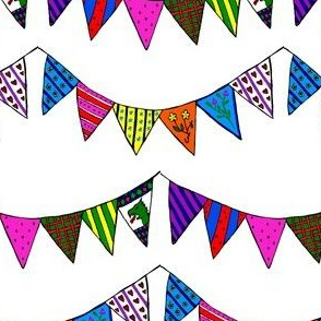 Happy Pennants II