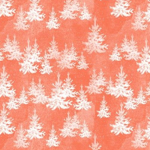 Pine forest (coral)